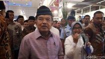 Wapres JK Ajak Santri Jalani Sunah Rasul dengan Berdagang