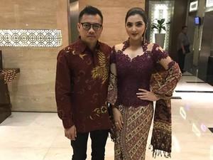 Anang dan Ashanty Puji Pengamanan Pernikahan Kahiyang Ayu yang Tak Ribet