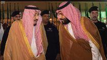 Raja Saudi Lakukan Kunjungan Langka di Tengah Krisis Khashoggi