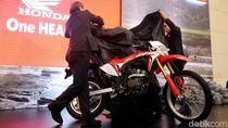 Honda Harap Jokowi Mau Cicipi Motor Trail Mereka Sesekali
