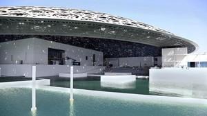 Museum Louvre Abu Dhabi Dibuka, Begini Tampilan Kerennya!