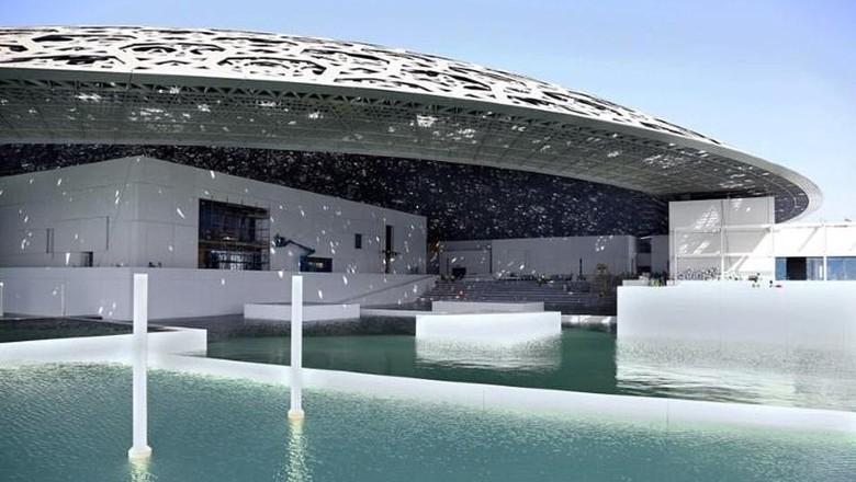 Museum Louvre Abu Dhabi (AFP)