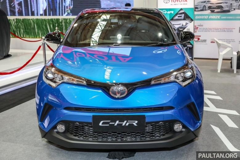 C-HR Sudah Bisa Dipesan di Malaysia, Bagaimana di Indonesia? Foto: Paultan