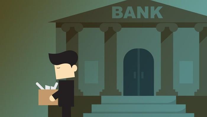 Bank kurangi pegawai