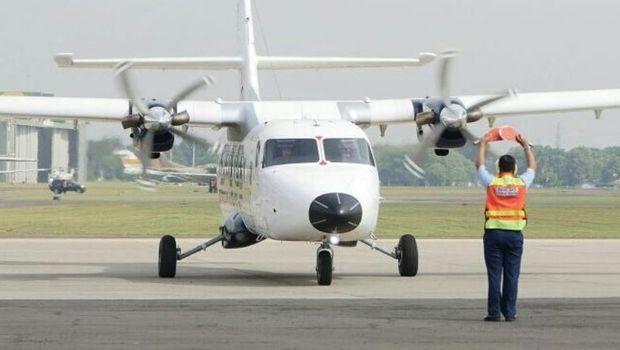 Ini Alasan Jokowi Beri Nama Nurtanio ke Pesawat N219.