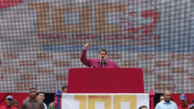 'Kudeta' Venezuela, Kisruh Pemilu Berujung Perebutan Takhta