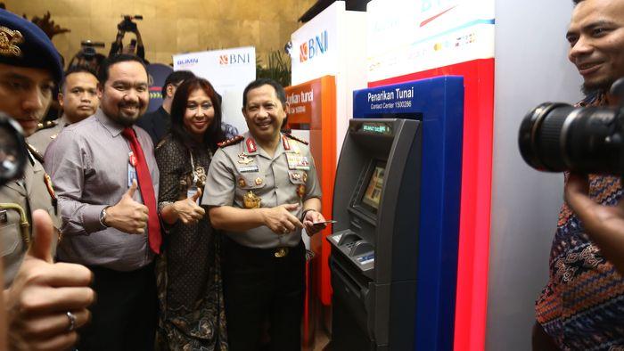Ketujuh daerah yang sudah terlayani adalah Banten, DKI Jakarta, Jawa Barat, Jawa Tengah, Jawa Timur dan Bali.