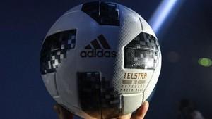 Perkenalkan, Ini Bola Resmi Piala Dunia 2018