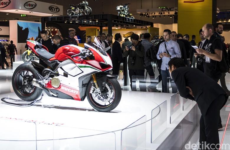 Ducati Panigale V4. Foto: Erwin Dariyanto