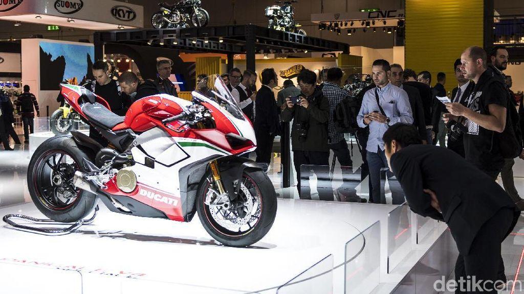 Wah, Ducati Lagi Siapkan Panigale 250 cc?