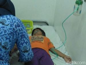 Usai Makan Mi Instant, 14 Siswa SD di Kudus Dilarikan ke Rumah Sakit