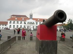 Simbol Kesuburan Sekaligus Ikon Kota Tua Jakarta