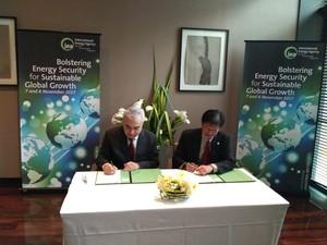 Perkuat Ketahanan Energi, RI Gandeng International Energy Agency