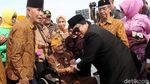 OSO Pimpin Upacara Hari Pahlawan di KRI Dokter Soeharso