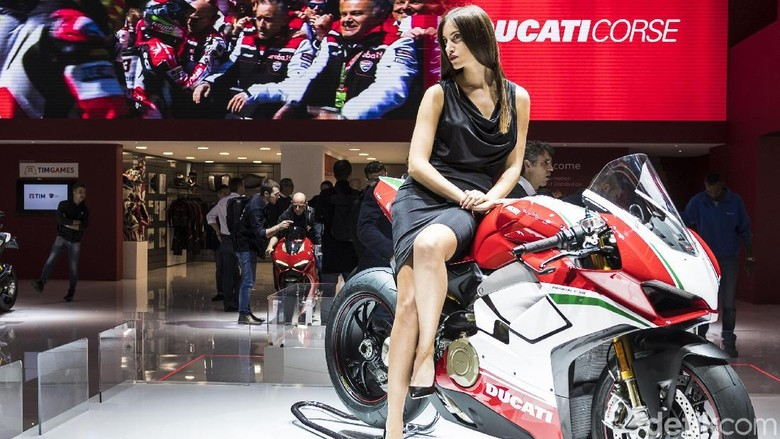 Ducati Panigale V4 (Foto: Erwin Dariyanto)