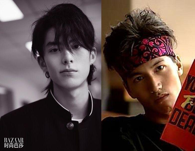 Dan sang tokoh sentral yakni Daoming Si ialah Dylan Wang (19). (Dok. Twitter)