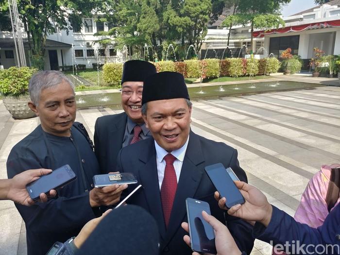 Wali Kota Bandung Oded M Danial (Foto: Tri Ispranoto/detikcom)