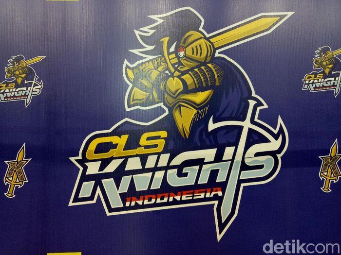 CLS Knights Indonesia (Foto: Michelle Alda Gunawan/detikSport)