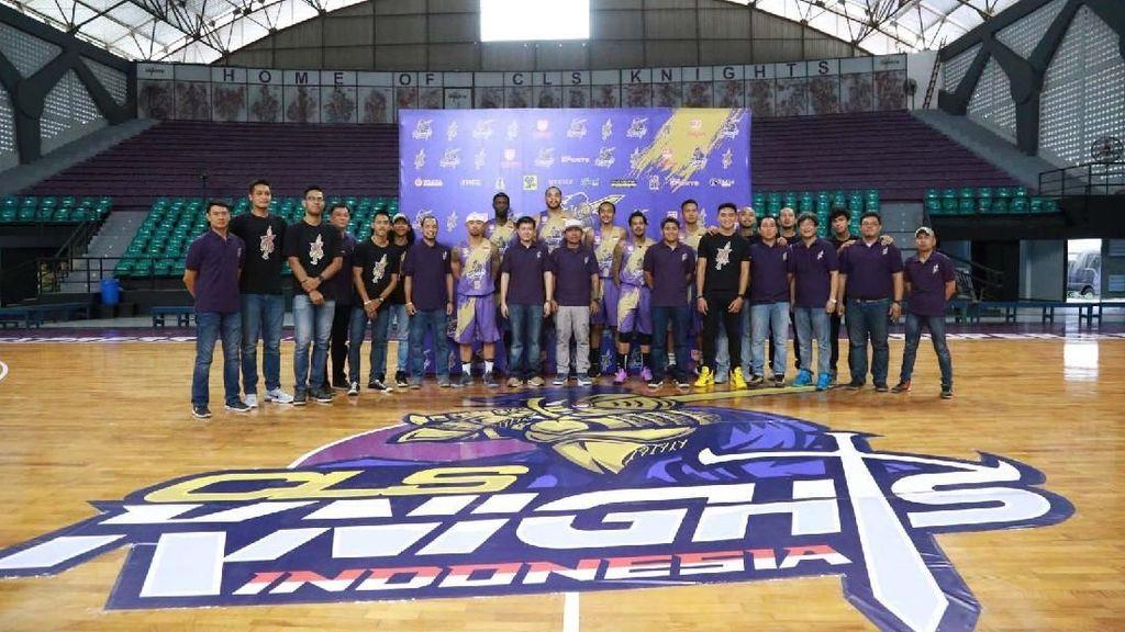 CLS Knights Bangga Pamer Logo Baru