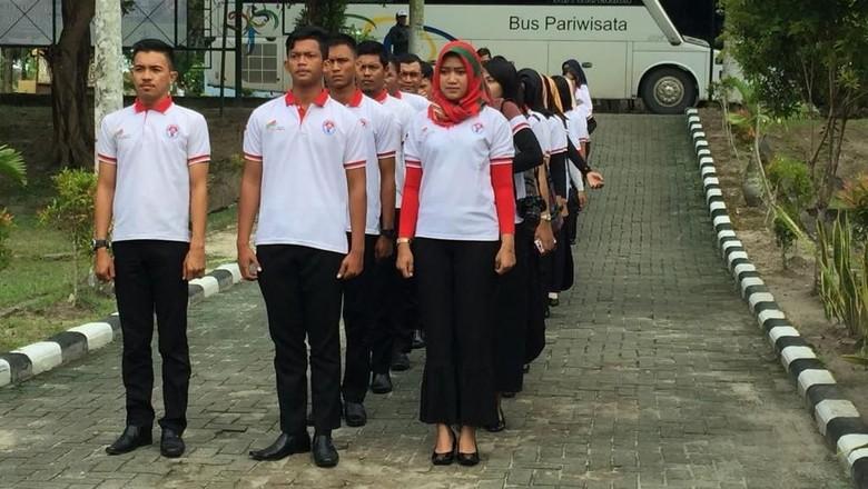 Kirab Pemuda Napak Tilas Kebinekaan di Negeri Serumpun Sebalai