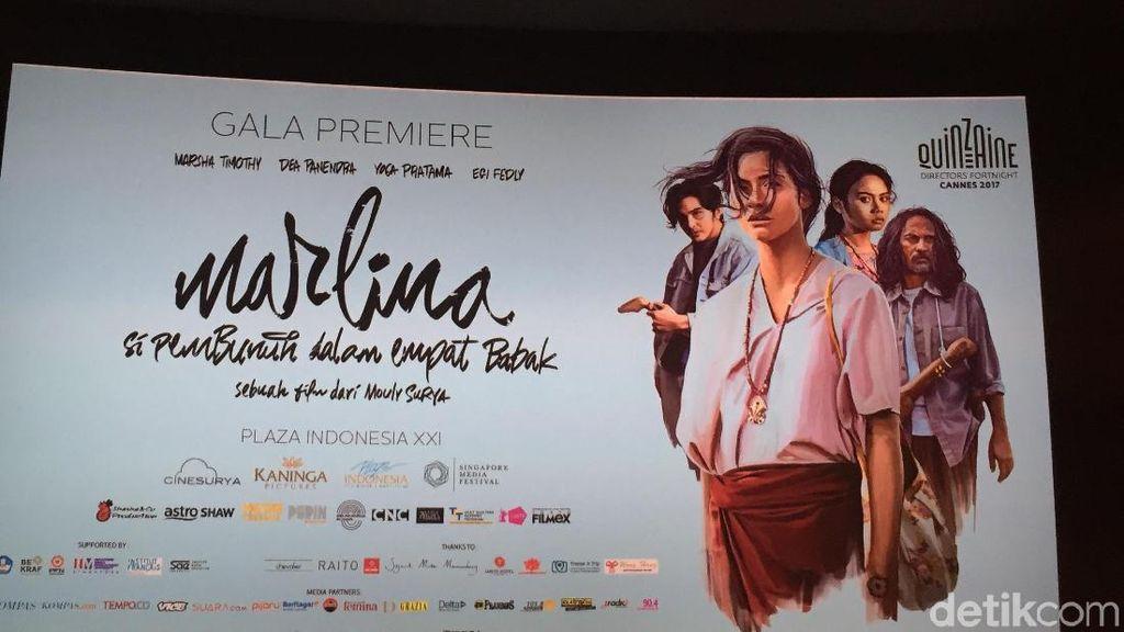 Indonesia Kirim Marlina si Pembunuh dalam Empat Babak ke Oscar