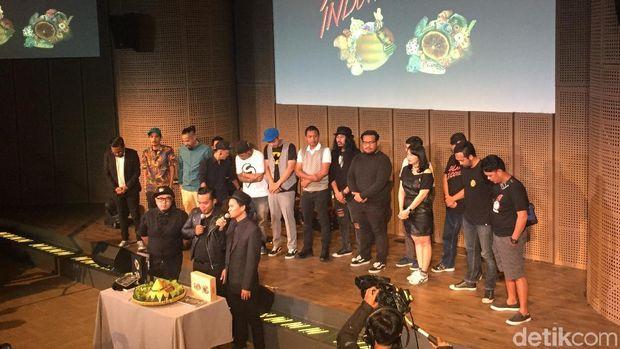 Endank Soekamti Rilis 'Salam Indonesia' Sebagai Album ke Delapan