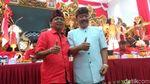 I Wayan Koster-Cok Ace yang Dipersatukan PDIP untuk Bali