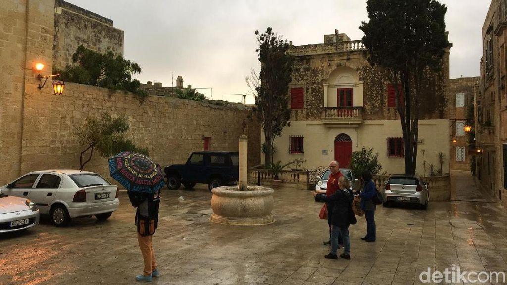 Bukan Madinah, Ini Mdina di Malta