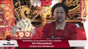 Megawati: Di Medsos Banyak Orang Ngomong Tapi Tanpa Tanggung Jawab
