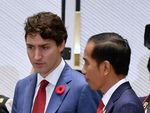 PM Kanada Telepon Jokowi, Ucapkan Selamat Menang Pilpres