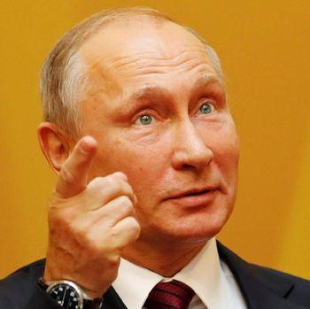 Pemilu Rusia Digelar, Putin Diambang Meraih Kembali Kekuasaan