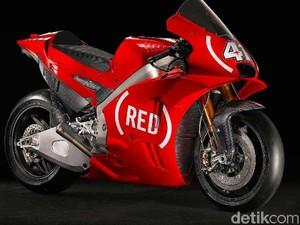 Serba Merah, Motor Aleix Espargaro di MotoGP Dukung Lawan AIDS