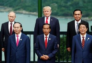 Jokowi Bertolak ke Manila Hadiri KTT ASEAN dan Bertemu PM Jepang