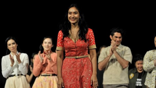 Reza Rahadian di antara Empat Wanita dalam Perempuan Perempuan Chairil