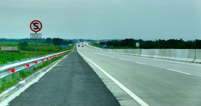 Ruas tol Medan-Binjai seksi II dan III dibangun sepanjang 10,46 kilometer (km). Rinciannya, Seksi II Helvetia-Semayang 6,18 km dan seksi III Semayang-Binjai 4,28 km. Pool/Hutama Karya.