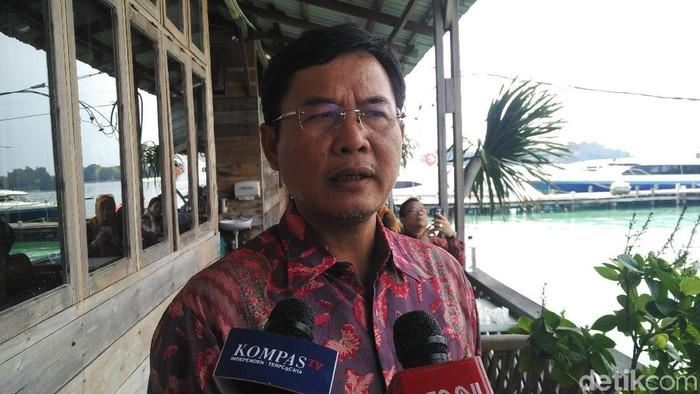 Kepala Dinas Bina Marga Yusmada Faizal