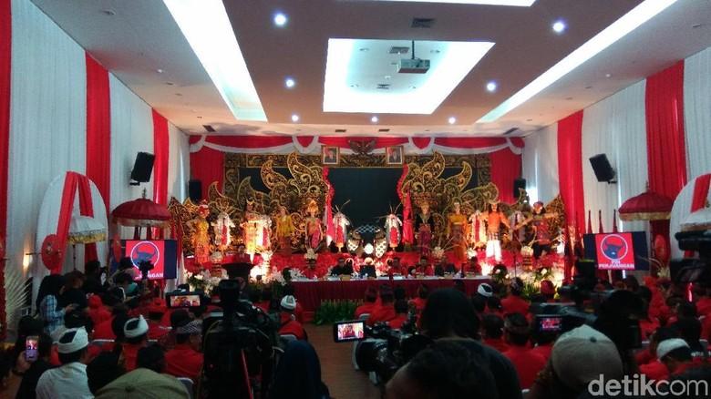 PDIP Usung I Wayan Koster -Cok Ace Pasangan Cagub-Cawagub Bali