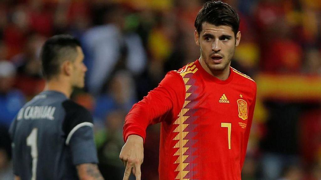 Pemain-Pemain Top Spanyol yang Tak Dibawa ke Piala Dunia 2018