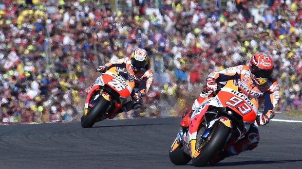 MotoGP jadi salah satu olahraga yang memiliki popularitas tinggi di seluruh dunia.