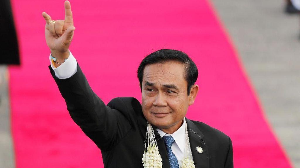 Prayuth Chan-ocha Kembali Terpilih Jadi PM Thailand