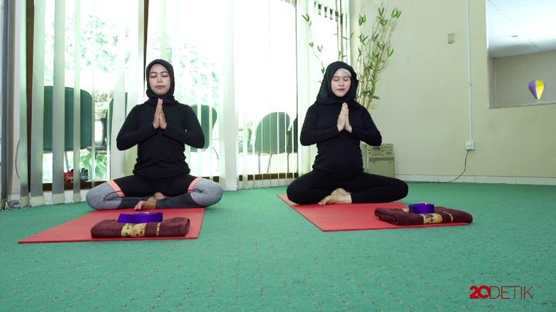 Prenatal Gentle Yoga, Ikhtiar Agar Persalinan Lancar. (Foto: 20Detik)