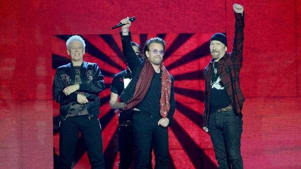 Serunya MTV EMA 2017