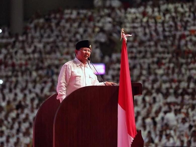 Cerita Gerindra soal Prabowo yang Siap Nyapres Meski Sudah Tua