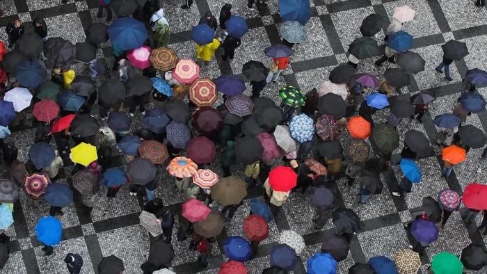 Saat musim hujan, cegah penyakit dengan cara-cara berikut ini. Foto: ilustrasi/thinkstock