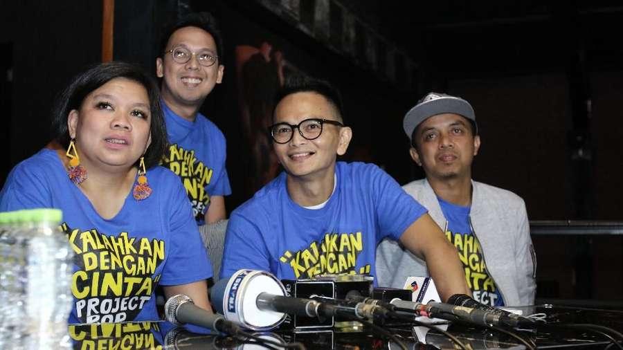 Tanpa Oon, Project Pop Tetap Ceria!