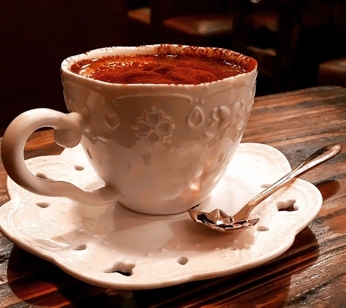 Mau Ngopi Yuk Coba Egg Cappuccino Yang Creamy Harum