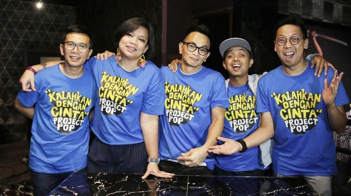 Project Pop rilis single baru.