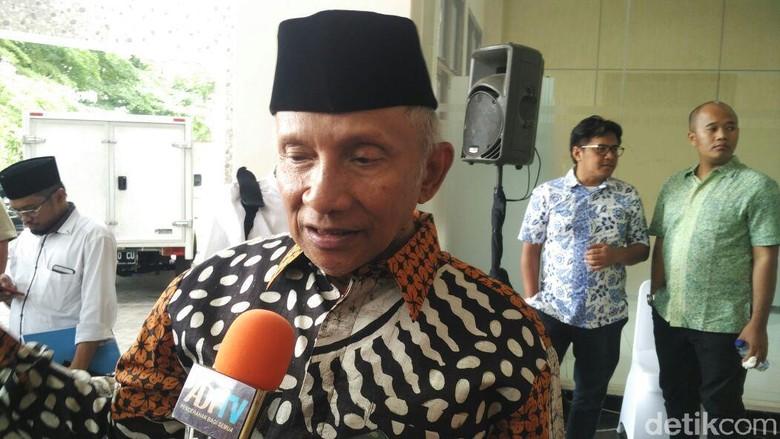 Amien Rais Tak Perhitungkan Gatot, Aher, dan TGB di Pilpres 2019