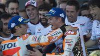 Pedrosa Takjub dengan Penyelamatan Marquez