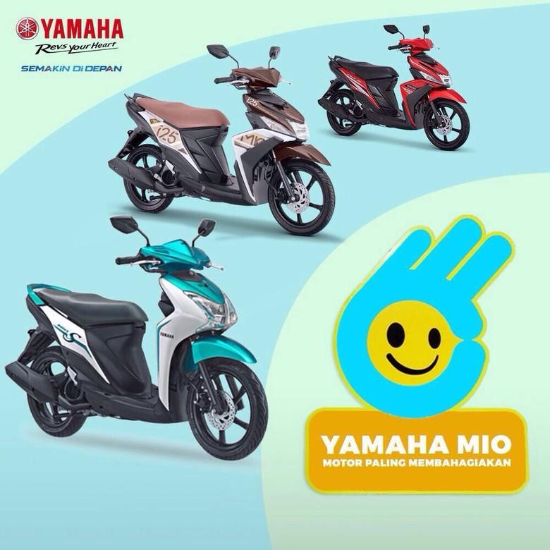 Persembahan Terbaik Yamaha Indonesia Bagi Customer (Foto: Yamaha)
